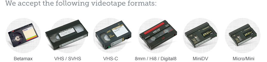 Transfer Videotapes to DVD